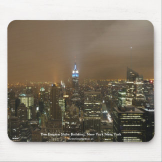 The Empire State Building, New York Mouse Mat
