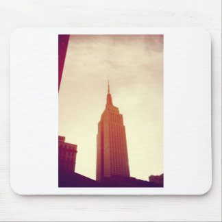 The Empire State Building NYC Mousepads