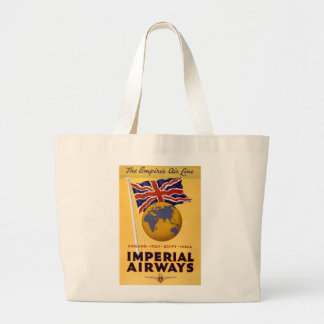 The Empire's Airline Jumbo Tote Bag