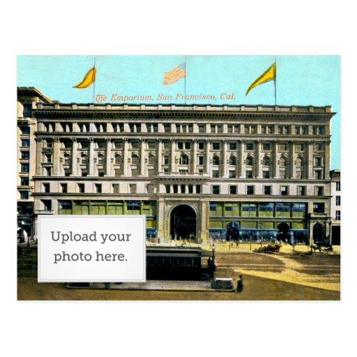 The Emporium Postcard