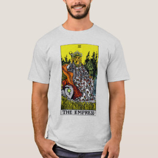 The Empress Tarot card T-Shirt