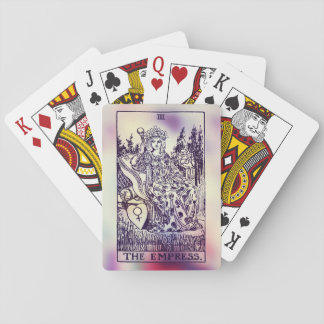 The Empress Tarot Playing Cards