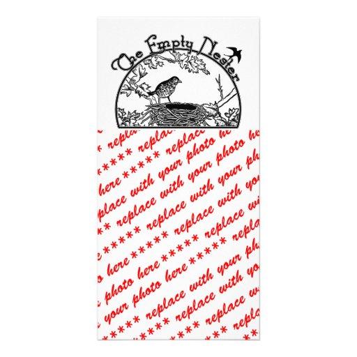 The Empty Nester Customized Photo Card