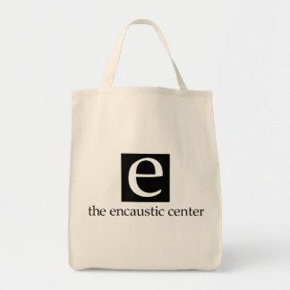 The Encaustic Center Tote Bag