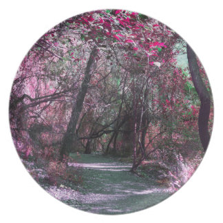 The enchanted forest plate