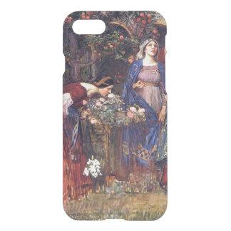 The Enchanted Garden by John William Waterhouse iPhone 7 Case