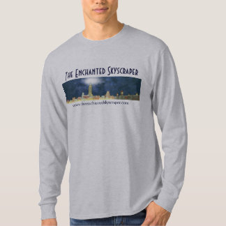 The Enchanted Skyscraper Skyline - Mens T-Shirt