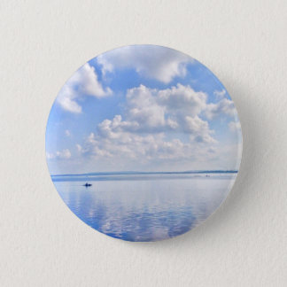 The Enchanted Virgin Island 6 Cm Round Badge
