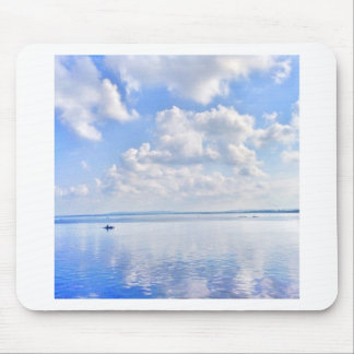 The Enchanted Virgin Island Mouse Pad