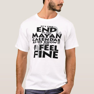 The End & I Feel Fine T-Shirt