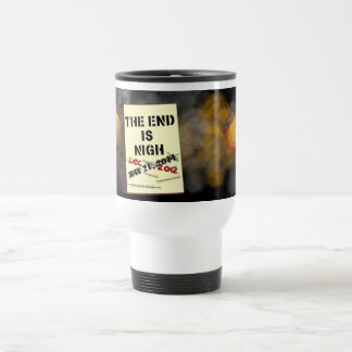 The End is Nigh Mug