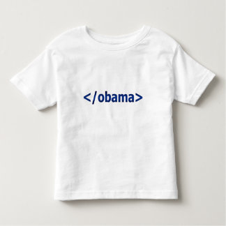 The End of Obama Shirts