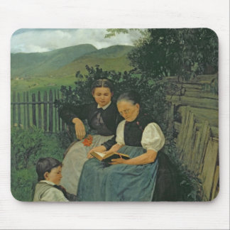 The End of the Day, 1868 Mouse Pad