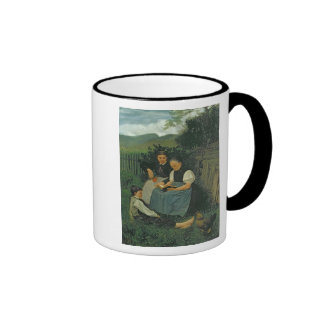 The End of the Day, 1868 Mugs