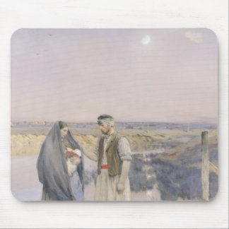 The End of the Day, 1888 Mouse Pad