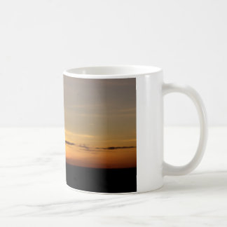 The end of the day is the most beautiful coffee mug