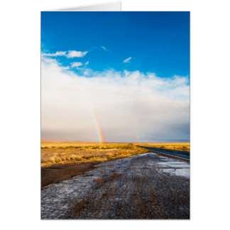 The End of The Rainbow (Arizona) Card