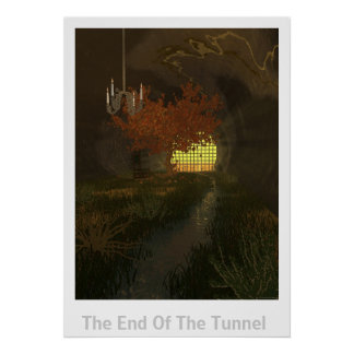 The End Of The Tunnel Poster