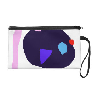 The End of the World Wristlet Clutches