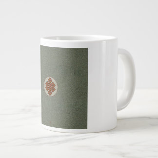 The Endless Knot II Large Coffee Mug