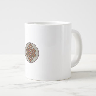 The Endless Knot Large Coffee Mug