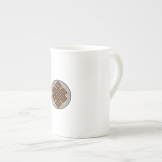 The Endless Knot Tea Cup