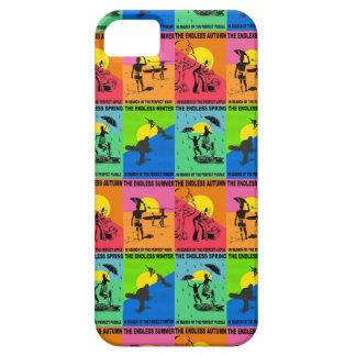 The Endless Seasons iPhone 5 Covers