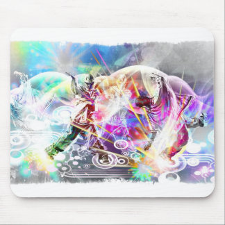 The Energy of Dance! Mouse Pad