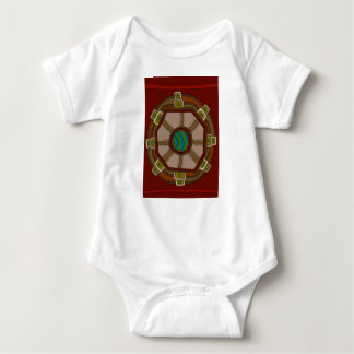 The Engine of The World Baby Bodysuit