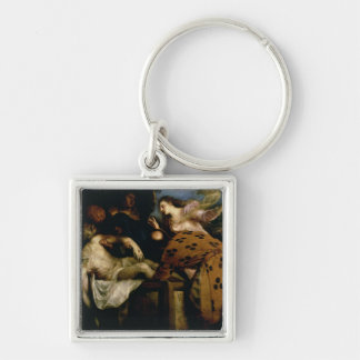 The Entombment of Christ Key Chains