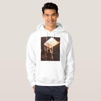 The entrance door to the sanctuary is inside you. hoodie