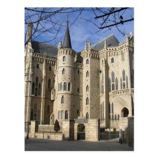 The Episcopal Palace of Astorga Postcard