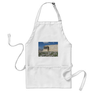 The Erecthion is part of ancient Greek Acropolis Aprons