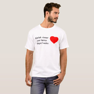 The eroticism overcomes terrorn! T-Shirt