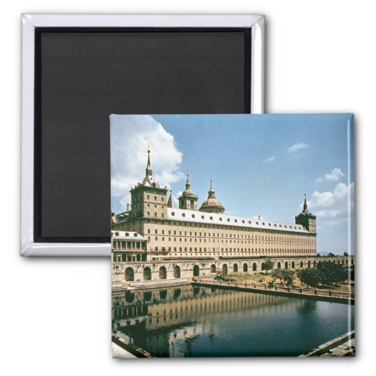 The Escorial Monastery Magnet