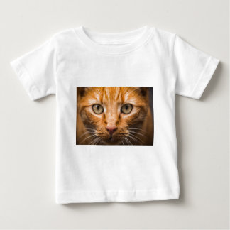 The Essence of a Cat's Look Baby T-Shirt