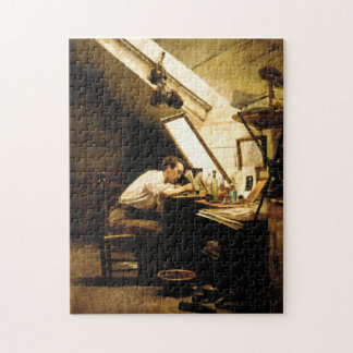 The Etcher by Stacy Tolman Puzzles