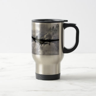 The Eternal Salute Travel Mug