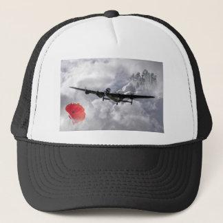 The Eternal Salute Trucker Hat