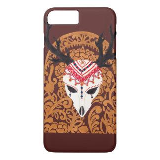 The Ethnic Deer Head iPhone 7 Plus Case