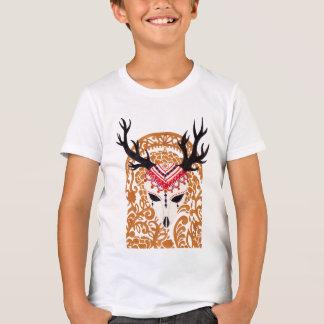 The Ethnic Deer Head T-Shirt