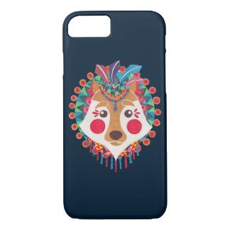 The Ethnic Wolf iPhone 7 Case