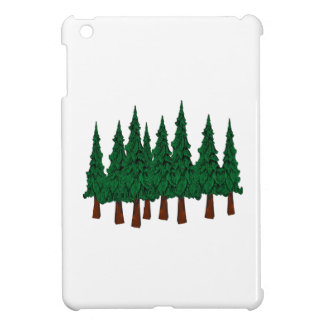 The Evergreen Forest Case For The iPad Mini