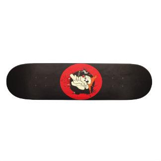 The Evil Clown 21.3 Cm Mini Skateboard Deck