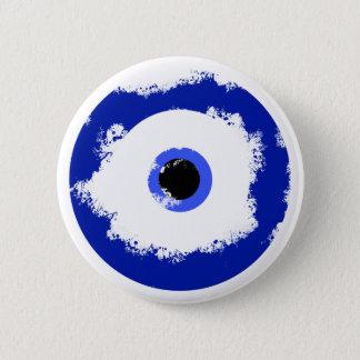 The Evil Eye 6 Cm Round Badge