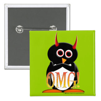 The Evil Penguin Project TM Button