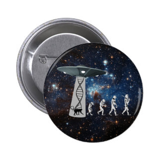 The Evolution Conspiracy Pin