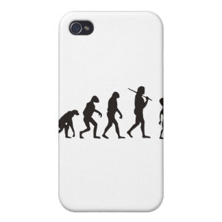 The Evolution Of Alien iPhone 4 Cover