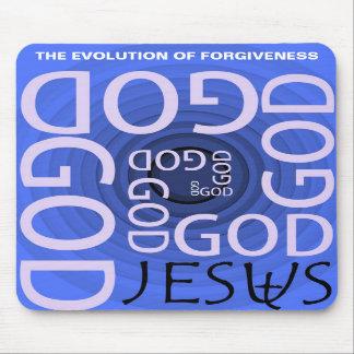 THE EVOLUTION OF FORGIVENESS MOUSEPAD