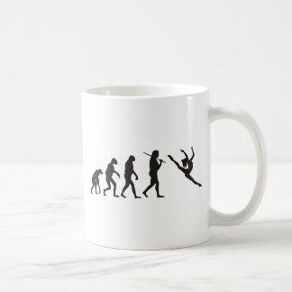 The Evolution of the Dancer Coffee Mug